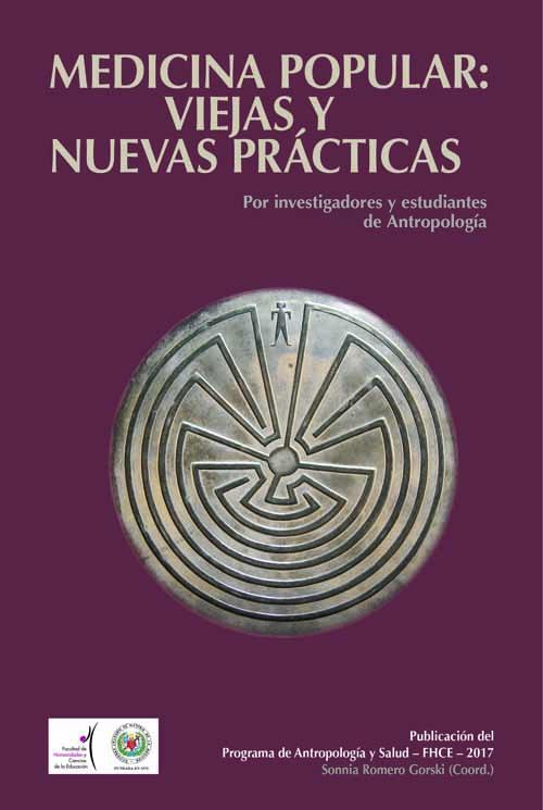 Tapa del libro Medicina popular: viejas y nuevas prácticas