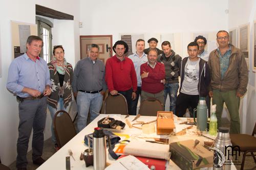 Grupo de integrantes que formó parte del curso