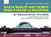 """¿Todavía no has venido al histórico para visitar """"el Monumento Invisible""""?"""