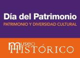 Día del Patrimonio en el Histórico