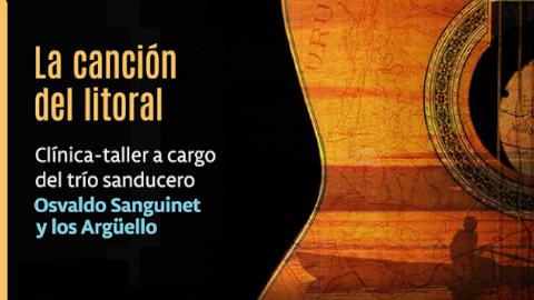 Clínica-taller sobre la expresión musical del litoral uruguayo