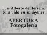Apertura de fotogalería en la Quinta de Herrera