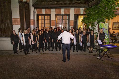 Coro de la Escuela de Música de la Intendencia de Montevideo (EMVA)