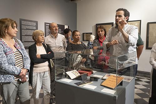 Visita Guiada con equipo curatorial de la nueva exposición en Casa Rivera
