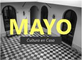 Mayo de cultura en casa