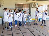 Museo y escuelas rurales. Más cerca de Cuchilla del Fuego