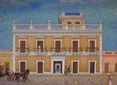 Las casas de los museos y los artistas
