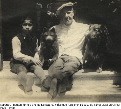 Biografía de Roberto J. Bouton