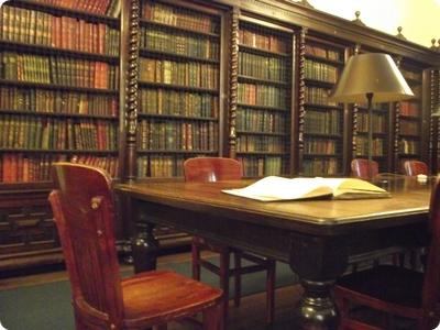 Biblioteca Dr. Pablo Blanco Acevedo