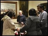 Profesores del Instituto de Profesores Artigas visitaron Casa de Rivera.