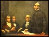 Declaratoria de la independencia, 25 de agosto de 1825.