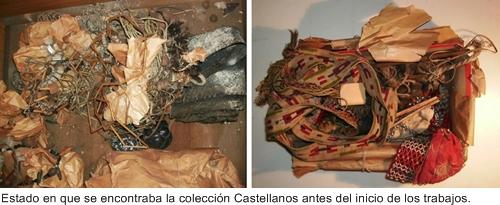 Colección etnográfica de José María Castellanos