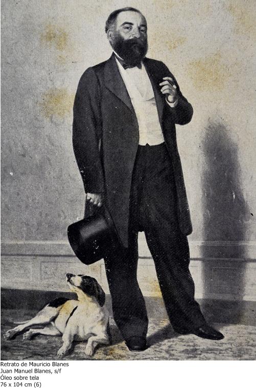 Una mascota del siglo XIX