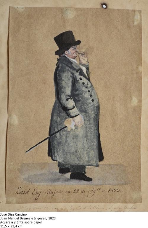Retrato de José Díaz Cancino
