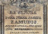 Juan Manuel Besnes e Irigoyen inventó, escribió y dibujó (1789-1865)