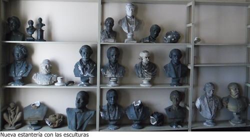 Proyecto esculturas